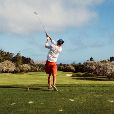 vacances ardèche activités golf