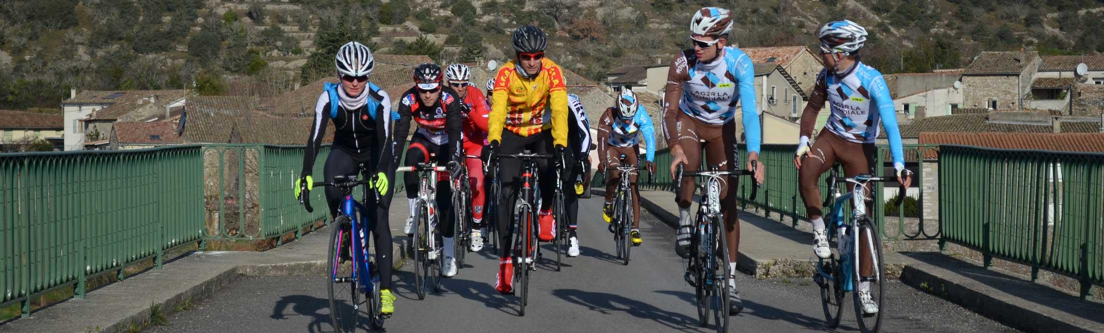 Stage cyclisme équipe AG2R La Mondiale