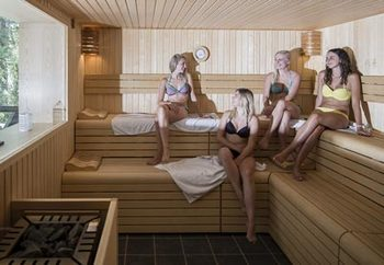 Privatisation Sauna & hammam
