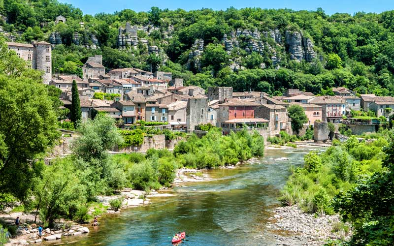 Vogué Ardèche méridionale